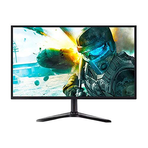 YILANJUN Monitor de Juegos - 24'/27'/32', FHD, LCD Pantalla para Comercial/Oficina (1920 × 1080, 75/144HZ Alta Frecuencia de Actualización, 1ms Respuesta Rápida, Interfaces Ricas)