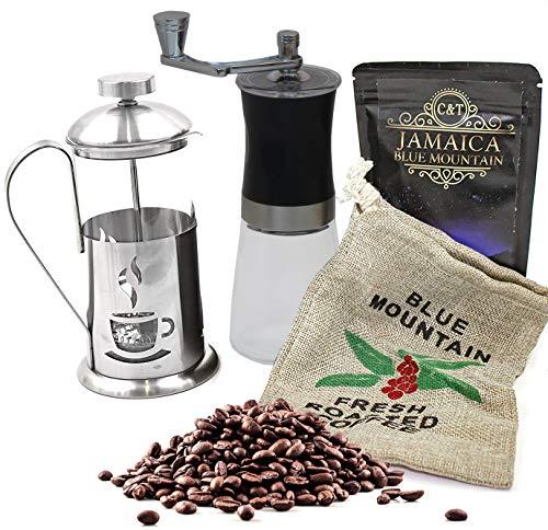 Kaffee Geschenk-Set mit 50 g edlem Raritäten-Kaffee
