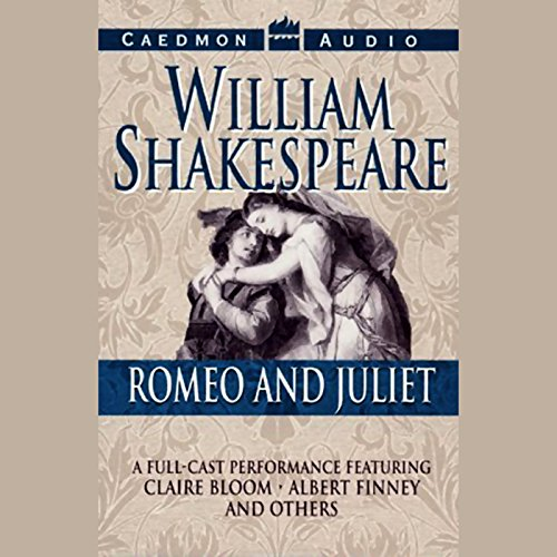 Romeo and Juliet (Dramatized) cover art