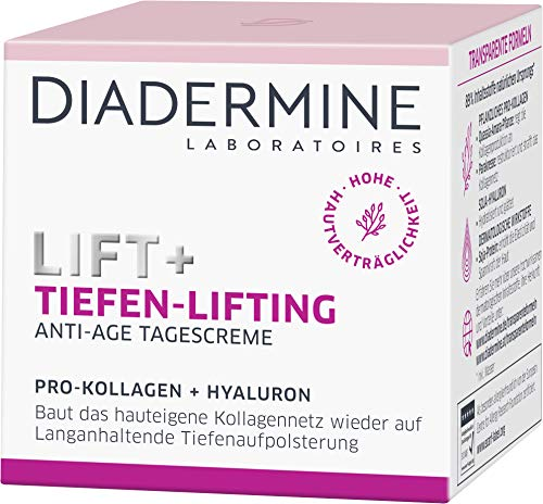 Diadermine Lift+ Tiefen-Lifting Tagescreme, 1er Pack (1 x 50 ml)