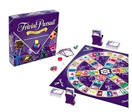 Hasbro - Trivial Pursuit Genus Edition. sterreich-Ausgabe