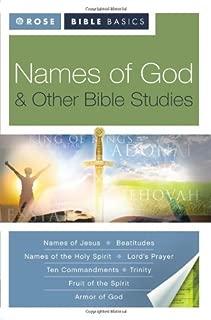Rose Bible Basics: Names of God and Other Bible Studies
