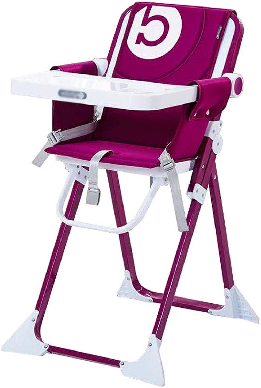 Baby Highchair Feeding Seat Chair Removable Cushion Portable