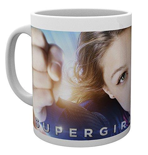 DC Comics Supergirl, Fliegen, Tasse, verschiedene