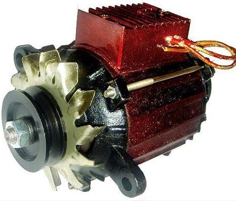 Bauanleitung magnet strom generator Mit Magneten