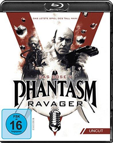 Phantasm V - Ravager - Das Böse V [Blu-ray] (Uncut)