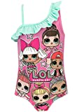L.O.L Surprise! - Maillot de Bain - Dolls - Fille - Rose - 5-6 Ans
