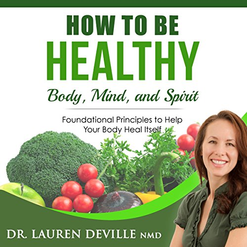 How to Be Healthy audiobook cover art