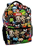 Marvel Kawaii Avengers Boys Girls 16' School Backpack (One...