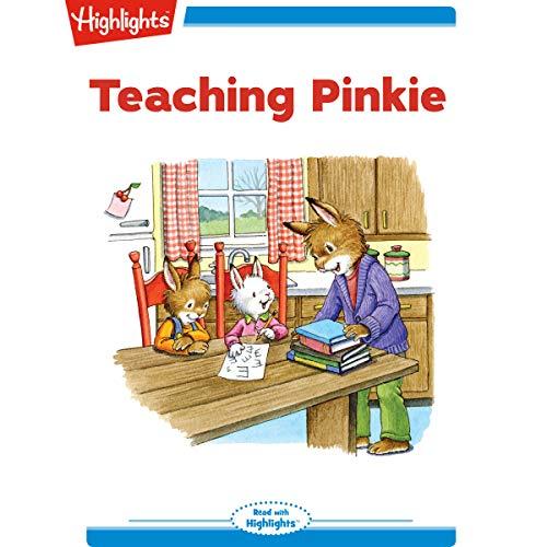Teaching Pinkie copertina
