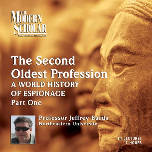 The Modern Scholar: The Second Oldest Profession, Part 1 audiobook cover art