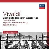 Concerti Per Fagotto Completi (Rv466,Rv467,Rv474,Rv486,Rv487,Rv,491,Rv499,Rv500