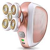 Körperhaarentferner für Frauen und Männer - Wiederaufladbarer Wasserdichter Instant-Haarentferner für Beine, Gesicht, Lippen, Körper, Achselhöhlen.