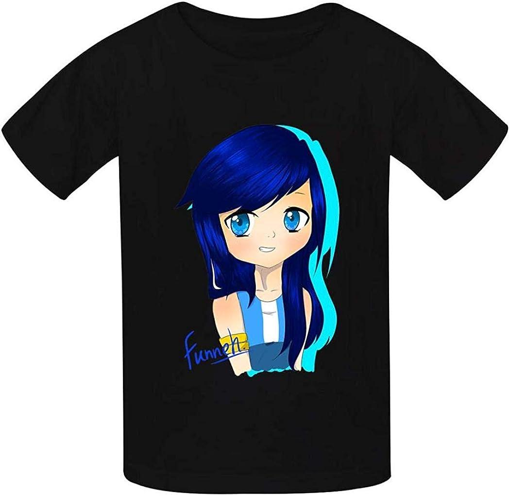 HGdggvd Its-Funneh Camiseta para niños pequeños Camisetas de ...