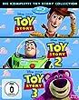 #RL035 Apple wurde gehackt - Toy Story 1, 2, 3 (Blu-ray)