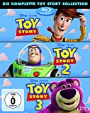 Toy Story 1 / Toy Story 2 / Toy Story 3 [Blu-ray]