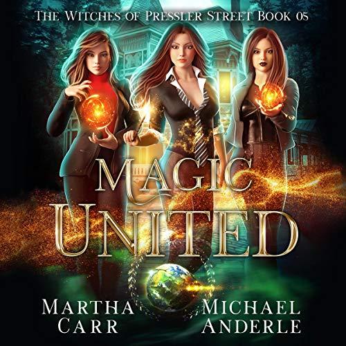 Magic United cover art