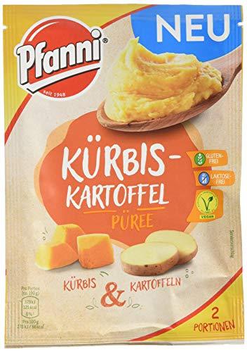 Pfanni Kürbis Kartoffel Püree, 2 Portionen, 10er Pack