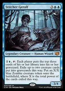 Magic: the Gathering - Stitcher Geralf (017/337) - Commander 2014
