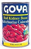 AP - Frijoli rossi - Red Kidney Beans - Prodotto Ecuador - Ideale per stufati e stufati - 425 grammi