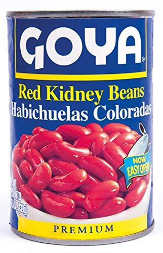 AP - Frijoles Rojos - Red Kidney Beans - Producto de Ecuador - Ideal para Guisos y Estofados- 425 Gramos