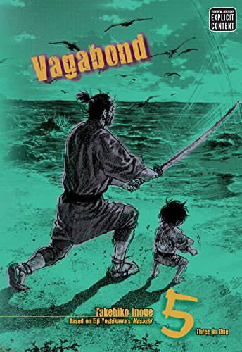 VAGABOND VIZBIG ED GN VOL 05 (MR) (C: 1-0-0): Glimmering Waves (Vagabond VIZBIG Edition)