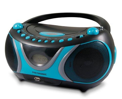 Metronic -   477118 CD-MP3-Radio