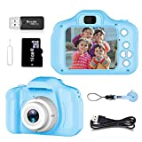 Gift for 4-8 Year Old Boys Pussan Kids Camera HD 1080P Digital Camera