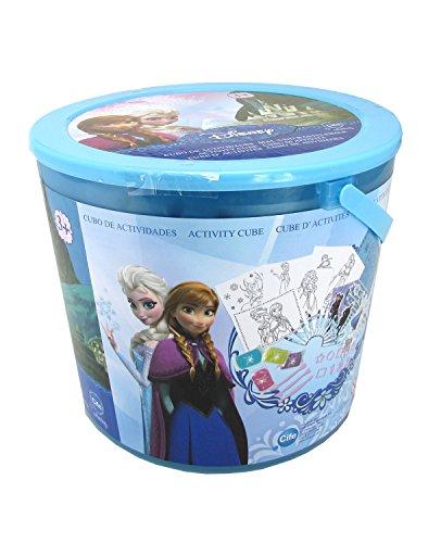 Disney Frozen - Cubo de Actividades (Cife 86657)