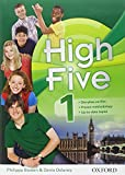 High five. Student's book-Workbook.  Per la Scuola Media: High five. Student's book-Workbook.  Per...