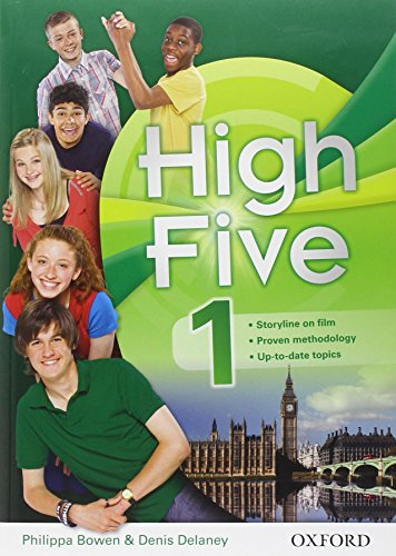 High five. Student's book-Workbook. Per la Scuola Media: High five. Student's book-Workbook. Per la Scuola Media: 1