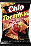 Chio Tortilla Chips Wild Paprika, 125 g -