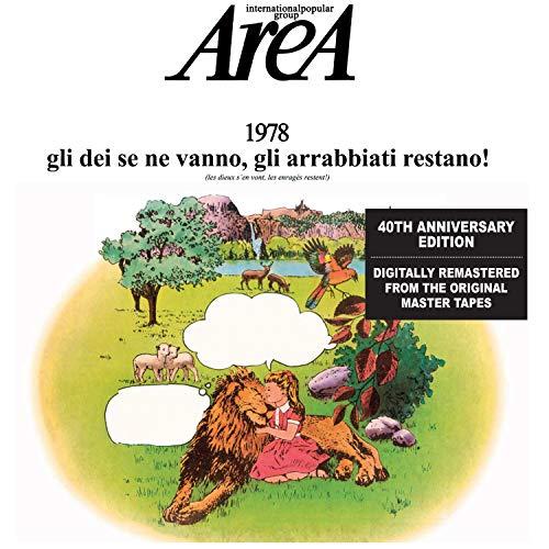 1978 Gli Dei Se Ne Vanno,Gli Arrabbiati Restano! (40° Anniversario - Remastered)