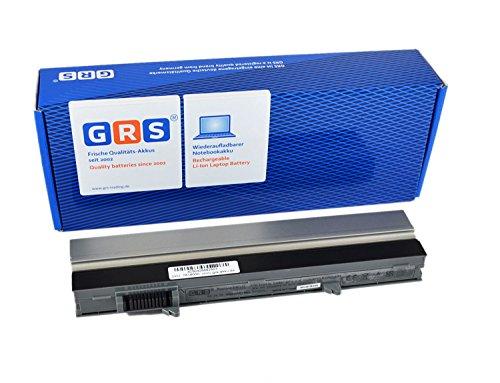 GRS Batterie pour Dell Latitude E4300, E4310, remplacé: XX327, FM332, 451-10638, 451-11460, 451-10636, XX337, 0FX8X, HW905, CP294, 312-0822, Laptop Batterie 4400mAh, 11.1V