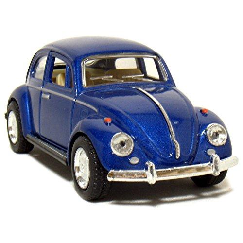 "Kinsmart 5"" 1967 Volkswagen Classic Beetle 1:32 Scale (Blue)"