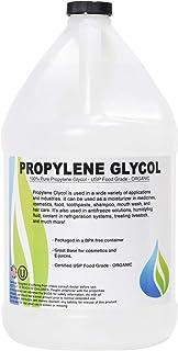 Propylene Glycol - 100% Pure - USP - Pharmaceutical Grade - Highest Quality (1 Gallon)