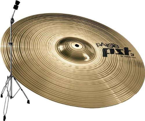 PAISTE PST3 Crash Ride Becken 18