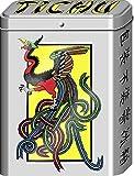ABACUSSPIELE 08092 - Tichu Pocket Box, Kartenspiel