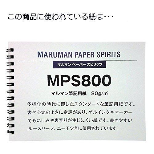 5 x Maruman Mnemosyne N197A Notebook