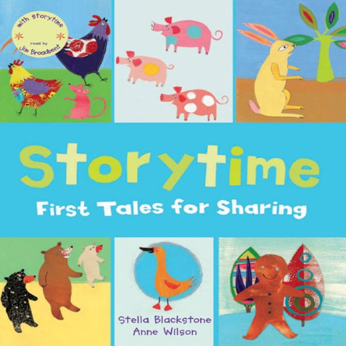 Storytime audiobook cover art