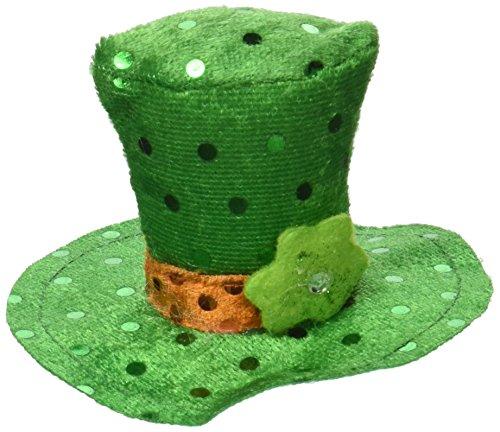 McLaughlin's Irish Shop Irischer Kobold Spaßartikel Leprechaun Hut Haarspange