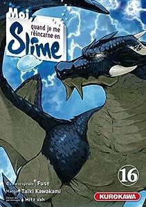 Moi, quand je me reincarne en Slime Edition simple Tome 16