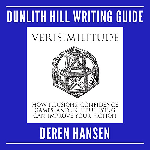 Verisimilitude audiobook cover art