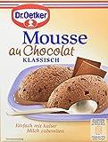 Dr. Oetker Mousse au Chocolat klassisch, 8er Pack (8 x 92 g)