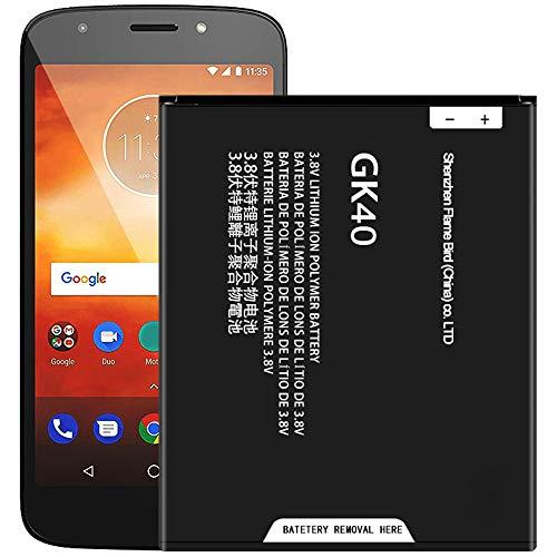 for US Cellular Motorola E4 XT1768 Replacement Battery GK40