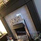 Hode Marmorfolie Selbstklebend Möbel Marmor DIY Dekorfolie Klebefolie für Fensterbank Schrank Schminktisch Waaserdicht Marmor 30X200 cm - 5