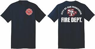 fire department duty shirts
