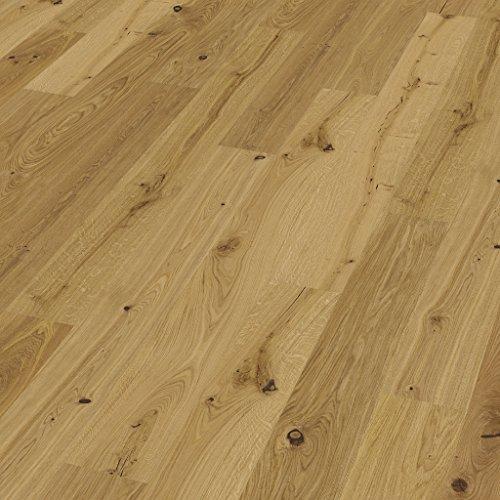 Floor Art Elements Eiche Cognac LHD 2200x222x14mm,Loc5G,geölt, stark gebürst 1-Stab (2.93m²/ Pack), 88,89 € / m², 260,45 € pro Verpackungseinheit
