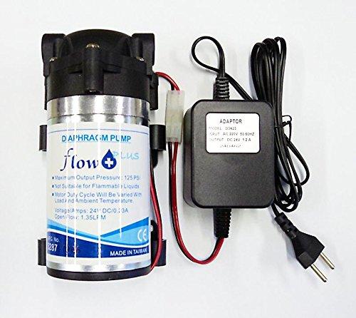 Novacqua - Pompa Booster 5228 24 Vdc 1,35 Lt/Min. Completa Di Trasformatore