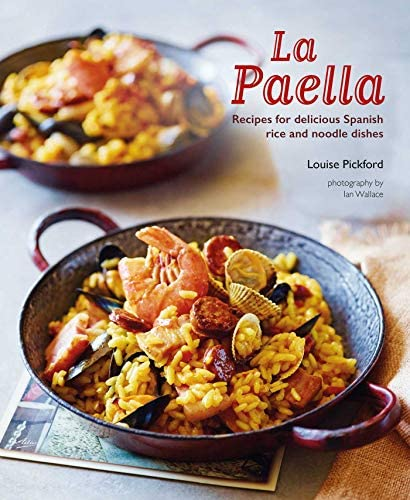 La Paella Recipes for delicious Spanish rice and noodle dishes product image